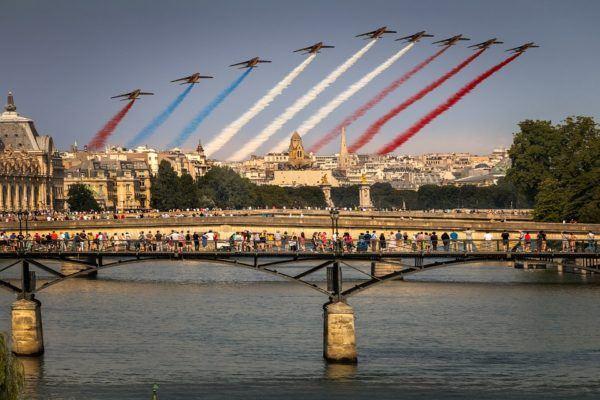 Dia nacional francia cuando su historia y como se celebra