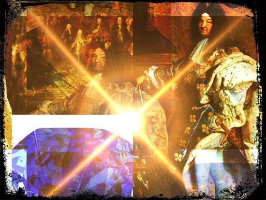 Rey Luis XIV de Francia
