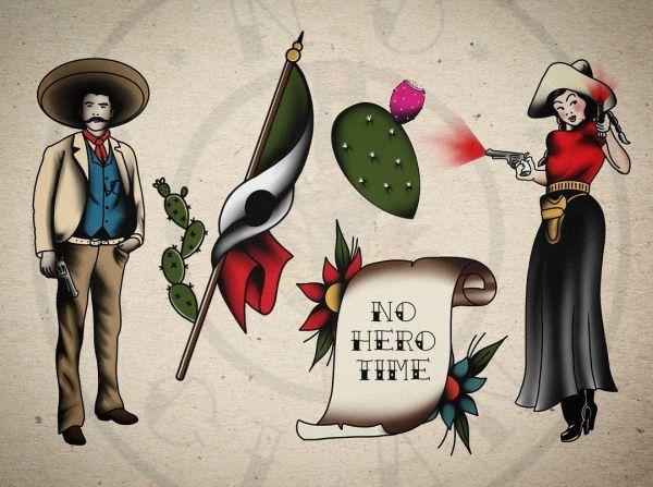 No Hero Time México