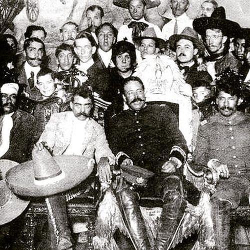 Pancho Villa revolución México