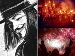 Noche de Guy Fawkes 2021: qué es y cuándo se celebra