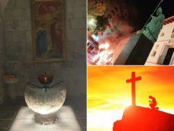 Teocentrismo: qué es, origen y características