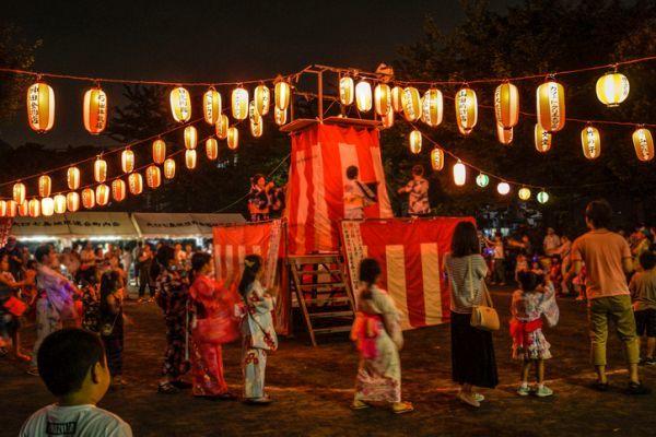 Tradiciones dia de todos los santos Japón