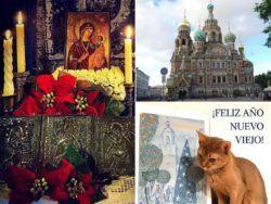 Cuándo es el Año Nuevo Viejo en Rusia 2022 y cómo se celebra