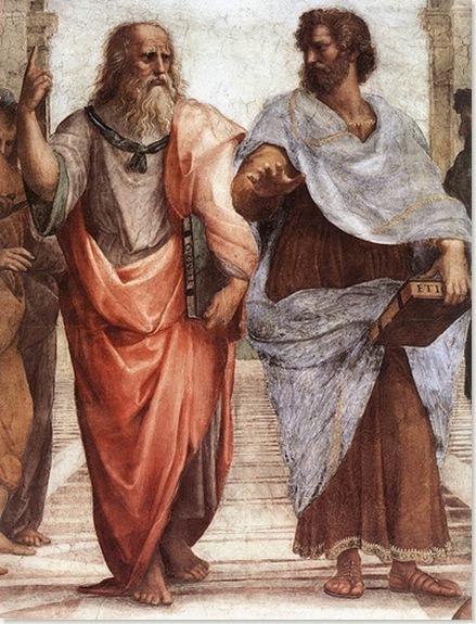 aristoteles-y-platon