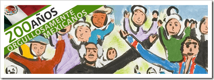 Bicentenario Mexico