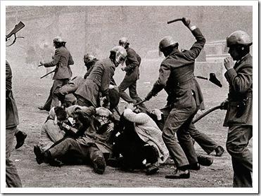 represion en la dictadura de Franco