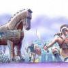 Historia de Troya para niños