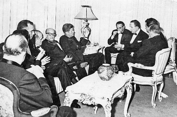 Las fiestas de los Kennedys, una forma de estrechar lazos políticos