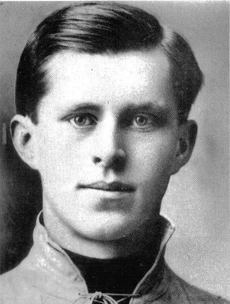 Joseph Patrick Kennedy con 20 años