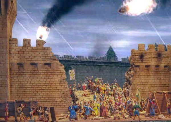 las-cruzadas-la-batalla-de-acre-asedio-2