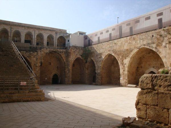 Fortaleza de los Cruzados