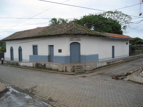 Casa Natal de Augusto Nicolás Calderón Sandino