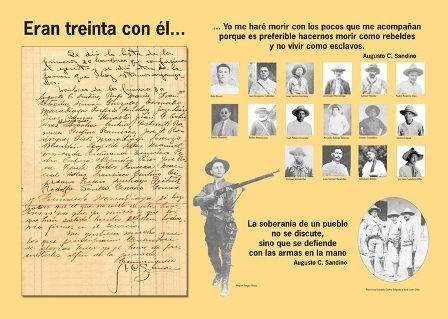 2 de septiembre de 1927 Manifiesto Sandino