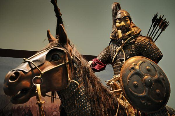 gengis-kan-guerrero-y-conquistador-el-guerrero
