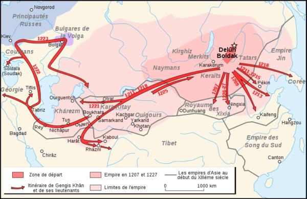 gengis-kan-guerrero-y-conquistador-mapa