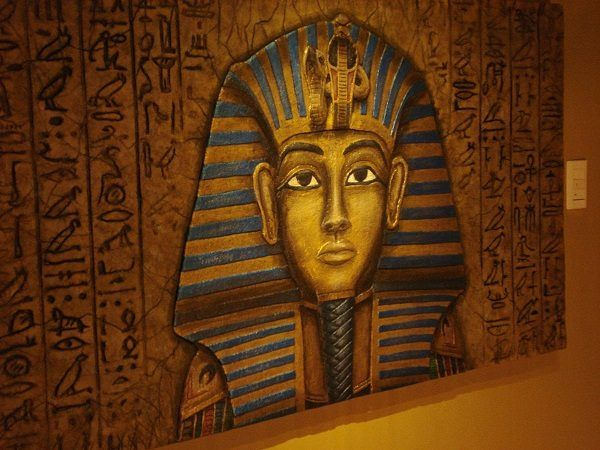 momia tutankamon