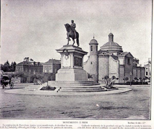 Monumento a Prim