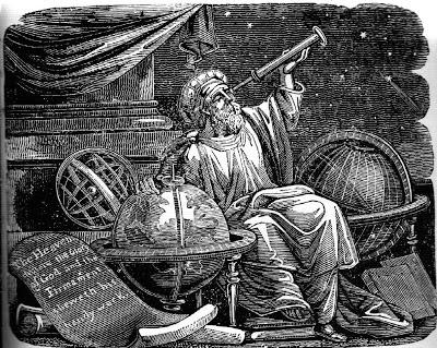 Hiparco de Nicea, el más grande de todos los astrónomos antiguos.