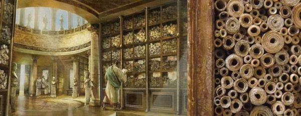 Museo y Biblioteca de Alejandría