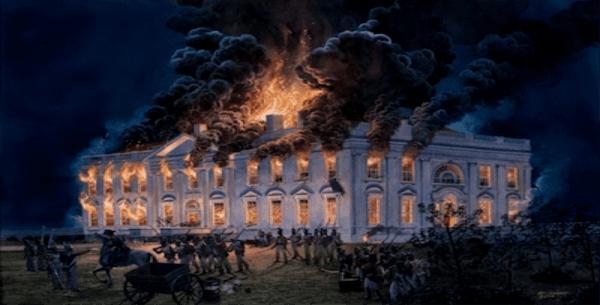 Incendio de la Biblioteca