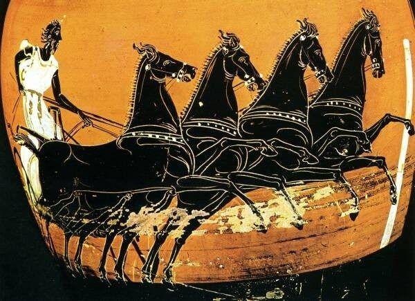 historia-de-los-juegos-olimpicos-la-era-antigua-cuadrigas