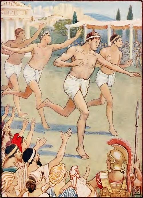 historia-de-los-juegos-olimpicos-la-era-antigua-pruebas