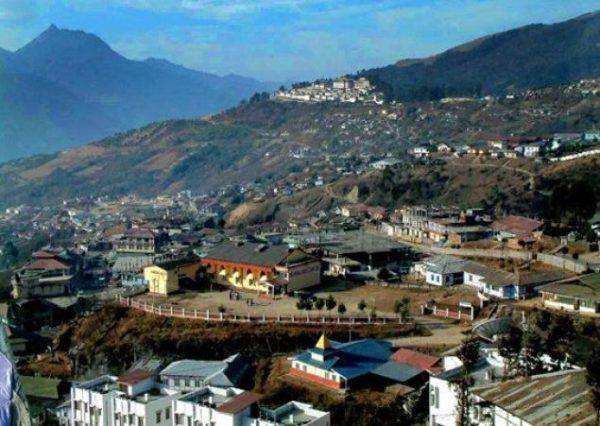 Arunachal Pradesh.