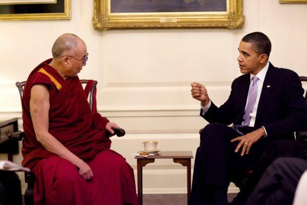 Reunión mantenida con el Candidato Obama, 2008