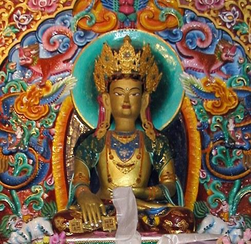 Tompa Shenrab de La Tradicion Bönpo de Tibet