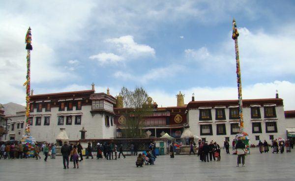 Lhasa Templo Hokhang