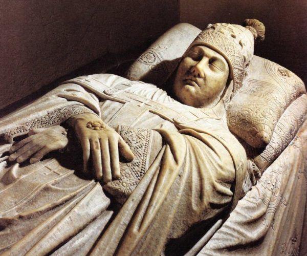Tumba de Bonifacio VIII