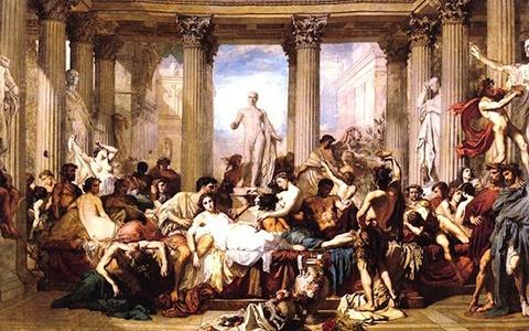 Además de un consumado pervertido, Calígula era un derrochador impenitente. Sus despilfarros llevaron a Roma a una profunda crisis económica y para intentar paliarla inventó toda clase de impuestos.
