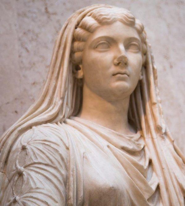 Livia, madre de Tiberio