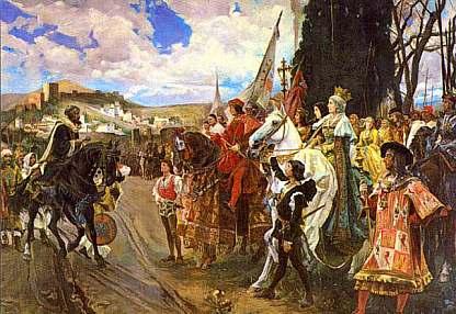 La Rendicion de Granada