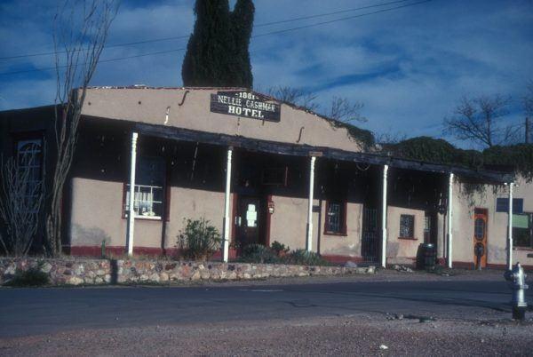 Ellie Cashman Hotel en Tombstone