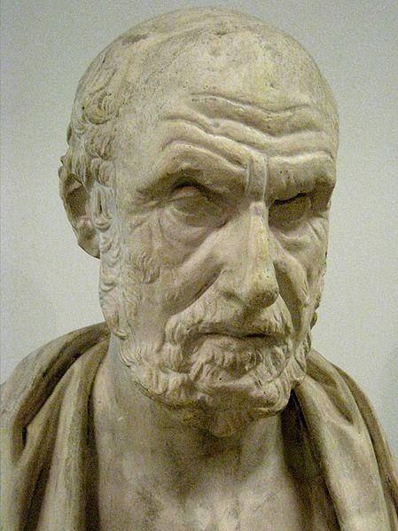 Aristarco de Samos (310 a.C.-230 a.C.). Matemático y astrónomo griego, sabio de la Biblioteca de Alejandría