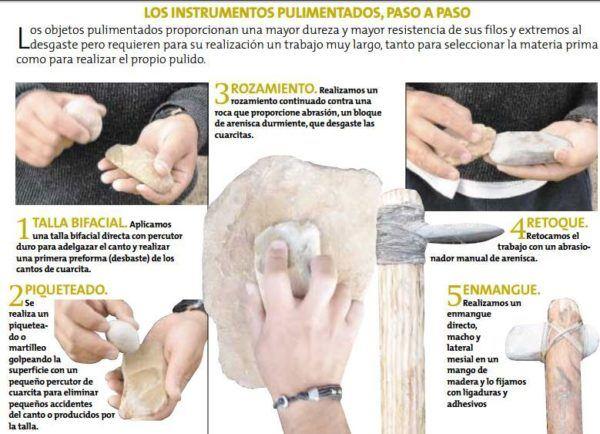 neolitico-los-senores-del-metal-piedras-pulidas