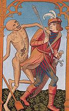Danza de la Muerte y el Caballero