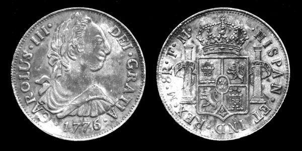 Spanish dollars
