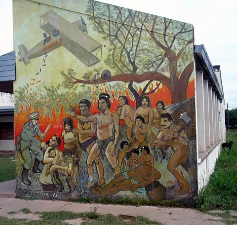 Mural de la Masacre