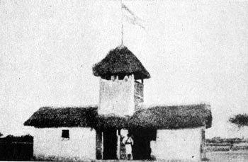 Fortín Fotheringham en Chaco