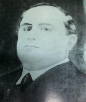 Fernando Centeno, gobernador del Chaco y promotor de la masacre de Napalpí perpetrada por las fuerzas policiales, del ejército y civiles