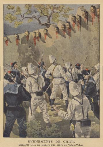 Rebelión de los Bóxer - Imperio Británico