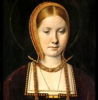 La Princesa Catalina de Aragón. Hija menor de los Reyes Católicos