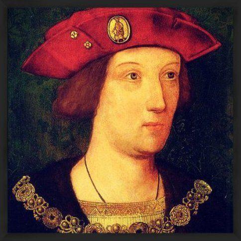 Arturo, Príncipe de Gales