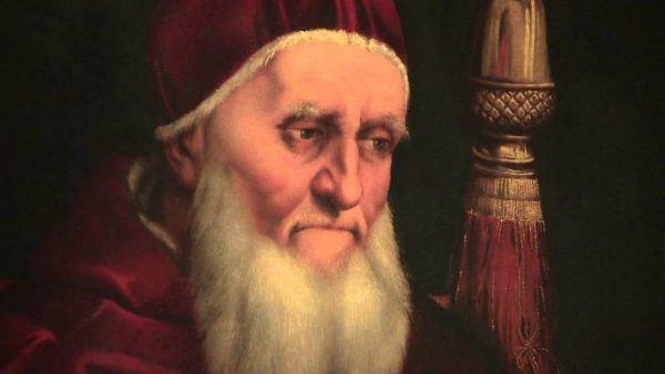 El papa Julio II