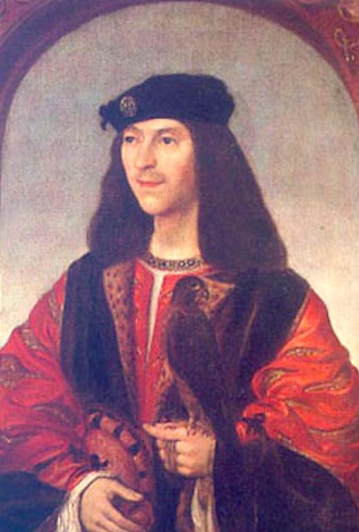 Jacobo IV de Escocia