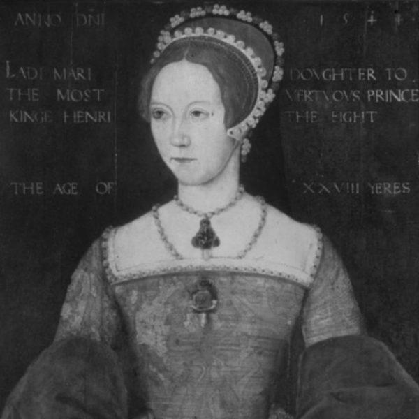 María Tudor- Primera Hija del Rey Enrique VIII y Catalina de Aragón