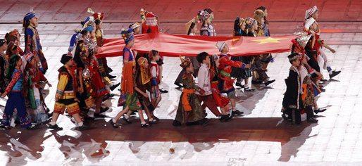 imagen-de-prosperidad-china-en-la-apertura-de-los-juegos-olimpicos-de-beijing-2008-trajes